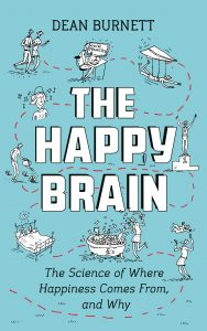 The Happy Brain book cover