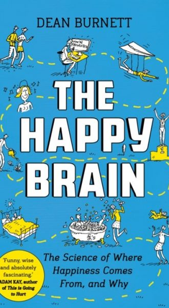 UK Happy Brain Cover