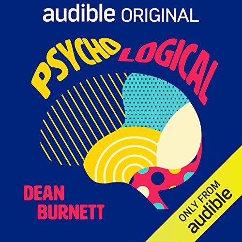 Psycho-Logical audiobook cover