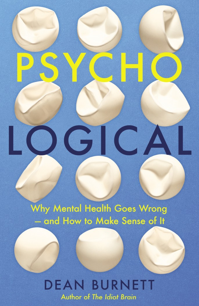 Book Jacket of Psycho-Logical (UK edition)
