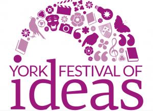 Logo for York Festival of Ideas